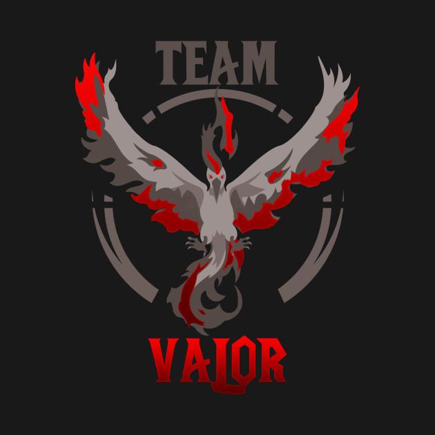 Team Valor! Pokemon GO