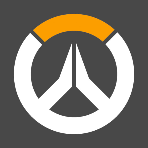 Today I Noticed That The Overwatch Logo Is The Letters O And W