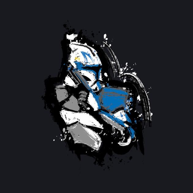 Captain Rex Speed-Paint - Asphalt