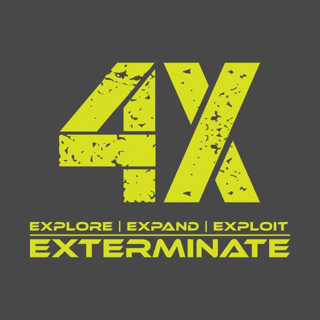 4X (Dark Shirts)