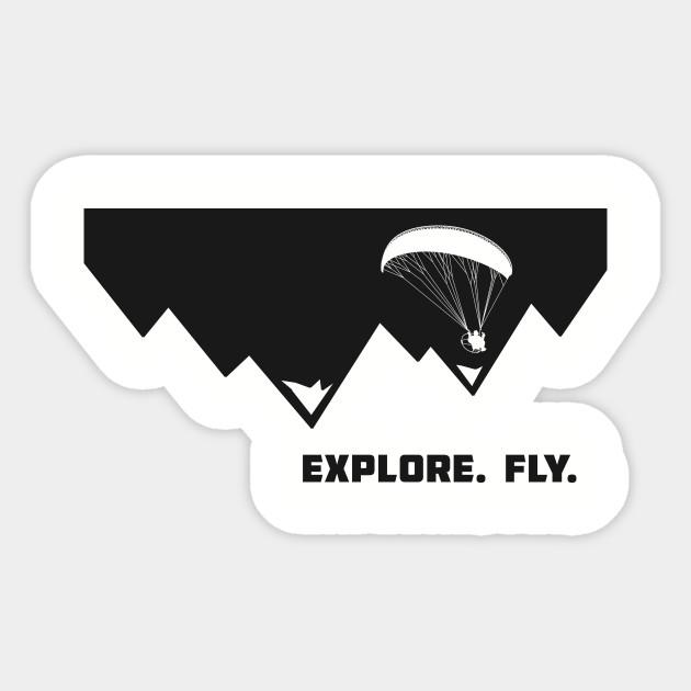Explore  Fly  Paramotor PPG PPC Pilot