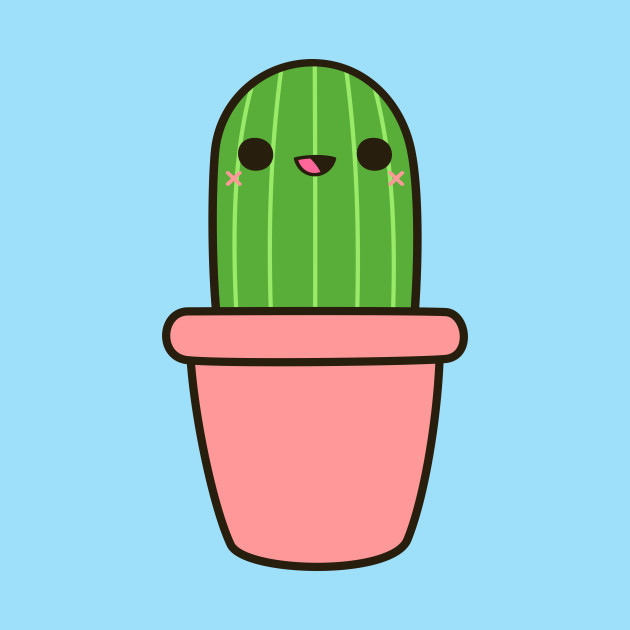 73a91e4d25 Cute cactus in pink pot - Cactus - Phone Case | TeePublic