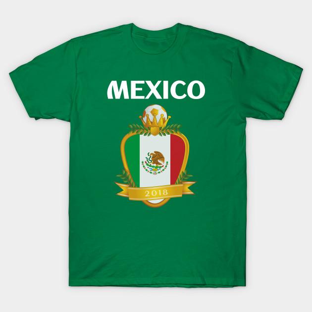 c18e41251ff Team Mexico Futbol El Tri - Mexico Soccer - T-Shirt   TeePublic