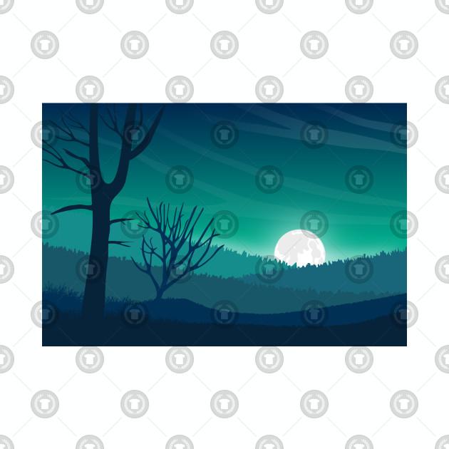 Strange Mountains and Moon
