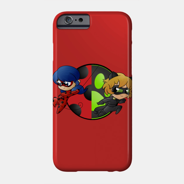 promo code 8541a 813a3 Chibi Ladybug and Chat Noir