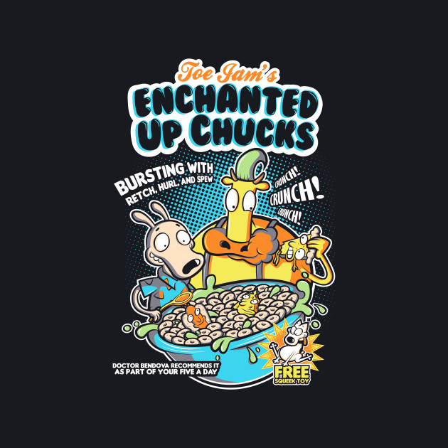 Enchanted Up Chucks