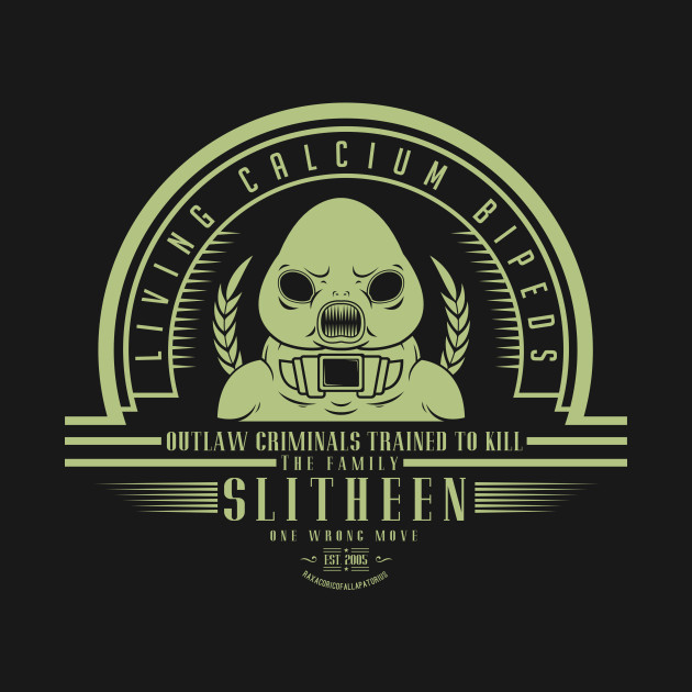 Slitheen T-Shirt