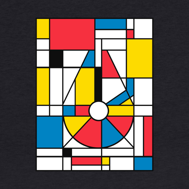 The Mondrian Falcon