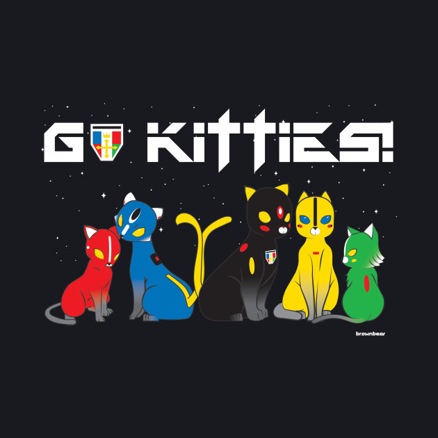 Go Voltron Kitties