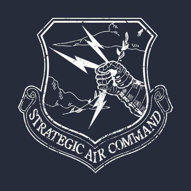Strategic Air Command - Small Logo