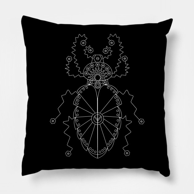 Steampunk Insects Steam Punk Beetle