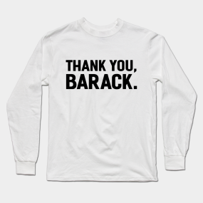 5a0f8f95 obama Long Sleeve T-Shirt. by respublica
