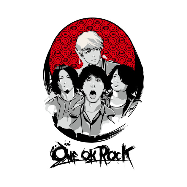 ONE OK ROCK Anime Edition