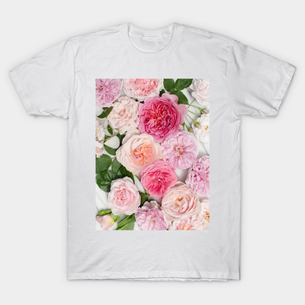 Pink flowers pink flowers t shirt teepublic 2939802 0 mightylinksfo