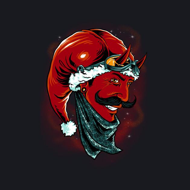 devil santa