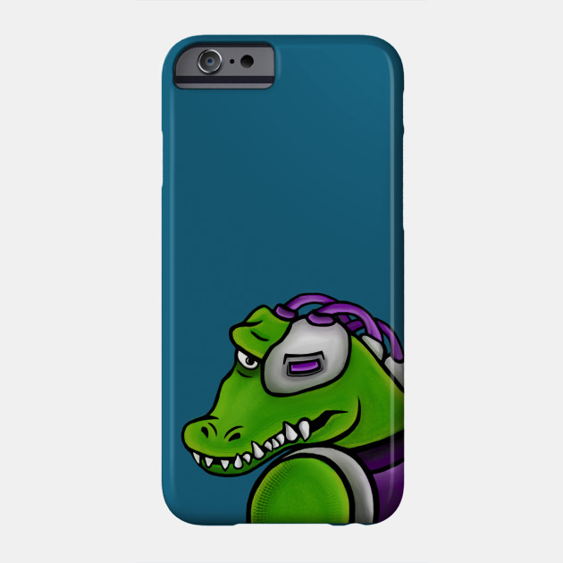 Gatorg: The Cyborg-Alligator