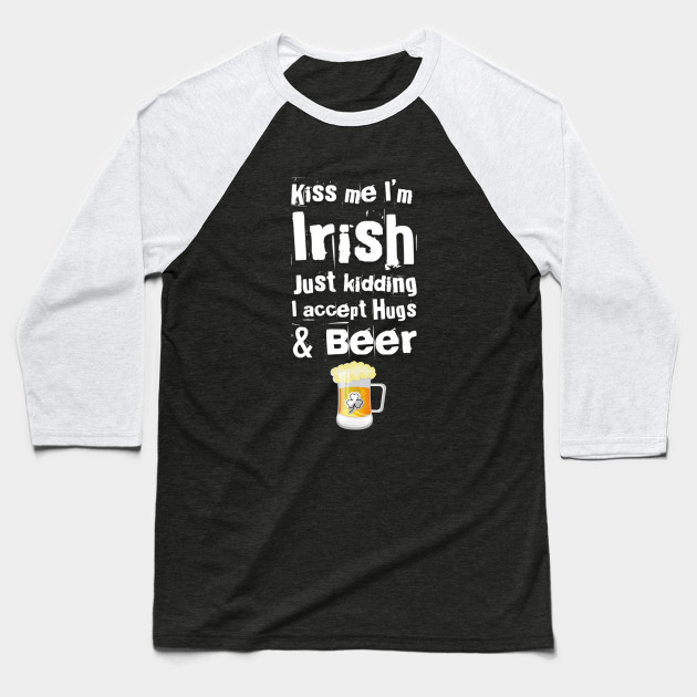 saint Patrick's day beer Baseball T-Shirt