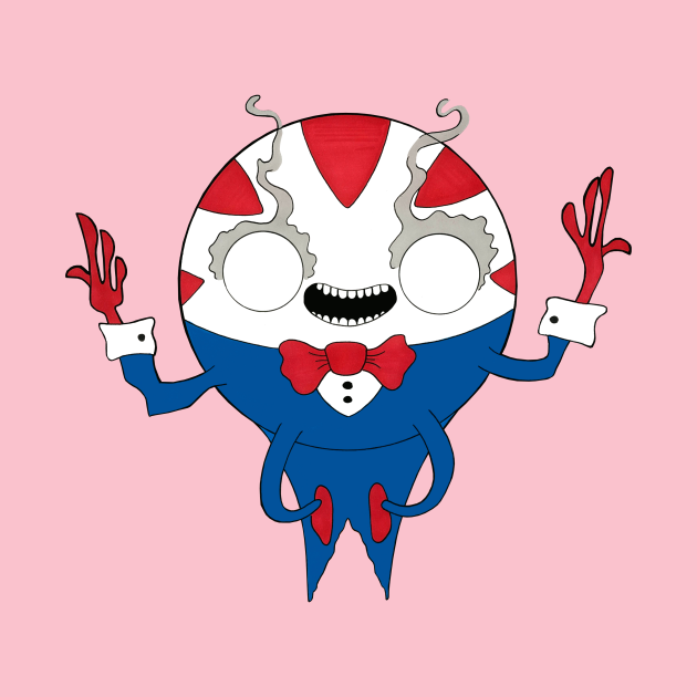 Peppermint Butler - Adventure Time