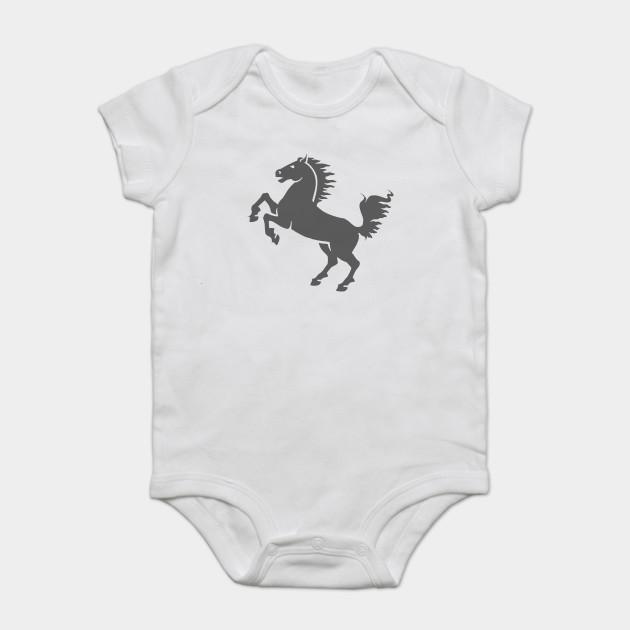 2649561c3d6f wild Horse - Amazing - Onesie