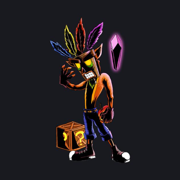 The Legend of Crash: Aku's Mask