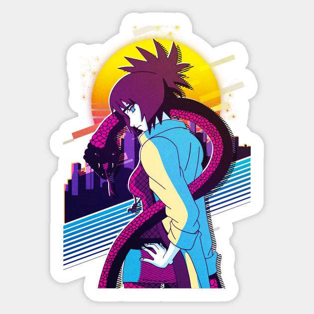 Naruto Anko Mitarashi Anko Sticker Teepublic Contact anko mitarashi on messenger. naruto anko mitarashi