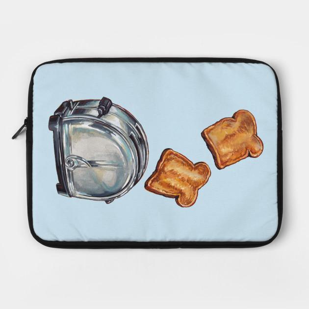 toast and toaster
