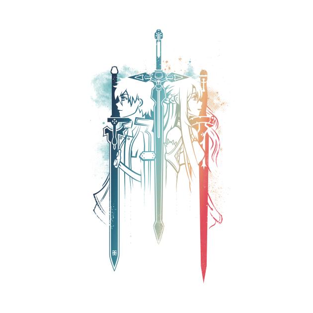 Sword Art Duo