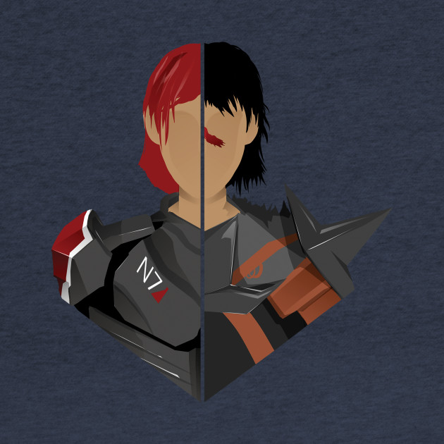 The Shepard and The Hawke