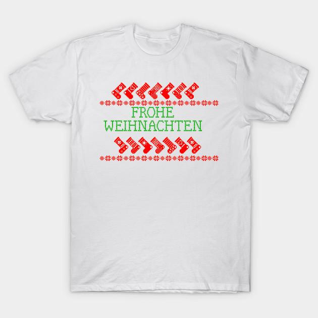 T Shirt Weihnachten.Frohe Weihnachten Red Socks