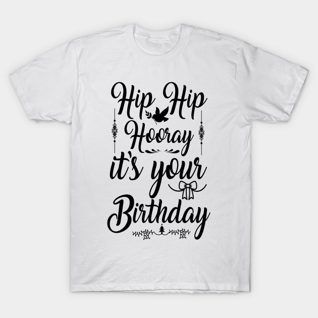 latest good multiple colors Birthday Tshirt Happy birthday