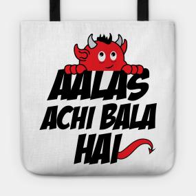 Hindi Meme Totes   TeePublic