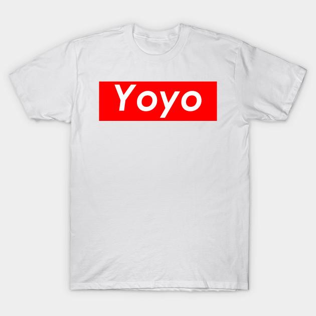 1cee5a1a8a49 Yoyo Supreme - Artsy - T-Shirt