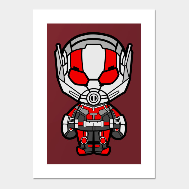 Ant Man the Wasp Chibi
