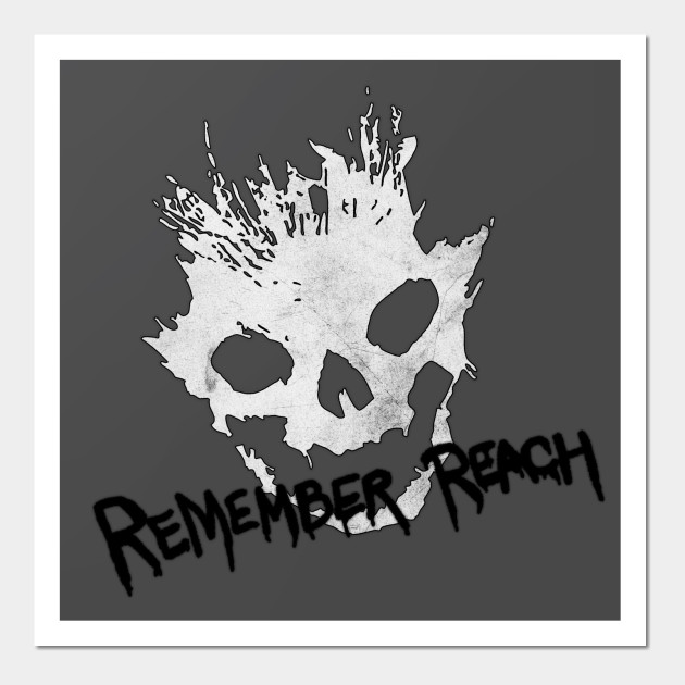 Remember Reach by justdawson