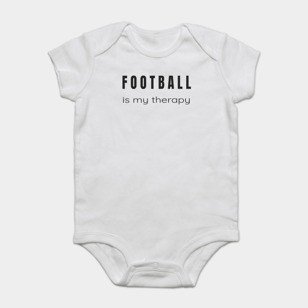 Football is my Therapy - For Footy Lovers of All Ages T-Shirt
