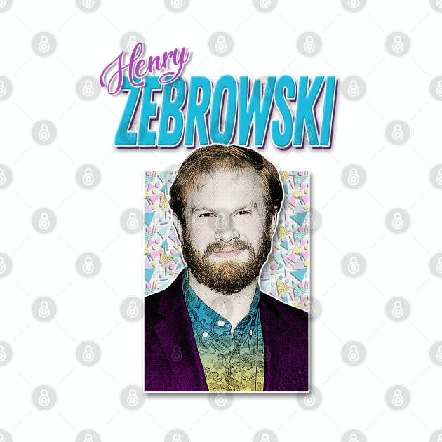 Henry Zebrowski // Aesthetic Retro Design