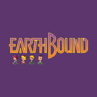 Earthbound t-shirts
