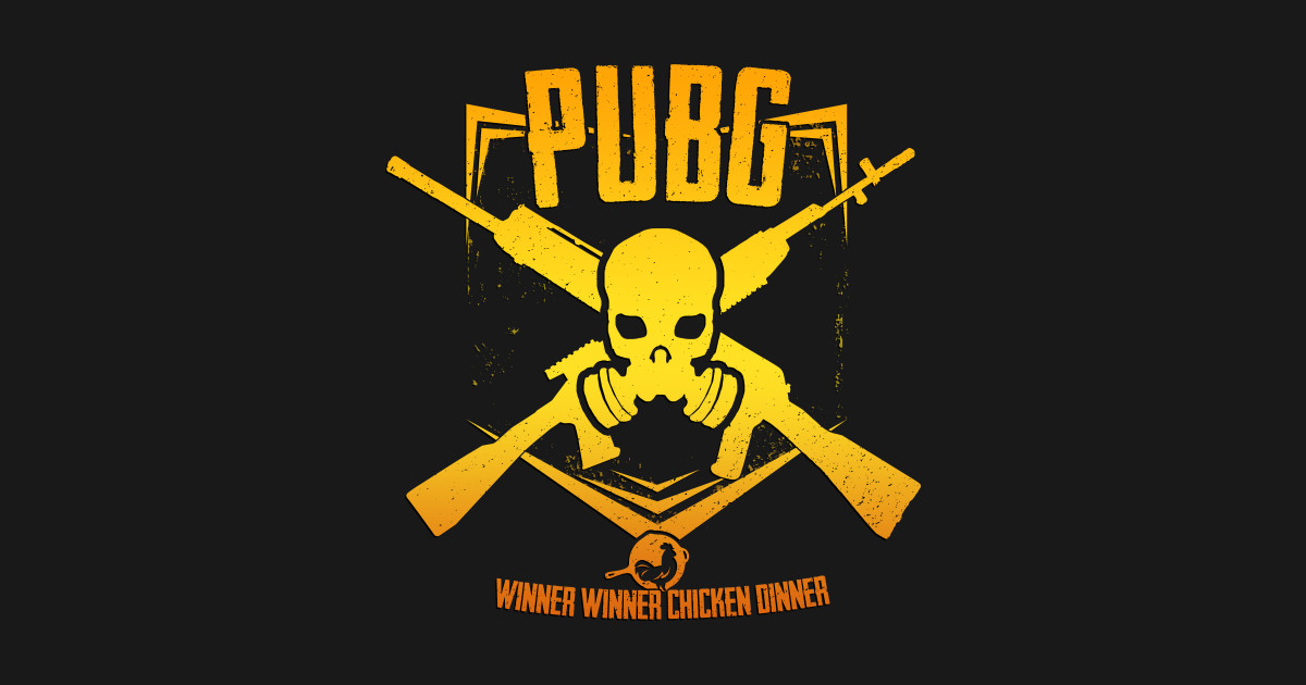 Pubg Wallpaper S7 Edge: PUBG - EMBLEM (GOLD) - Pubg - Sticker