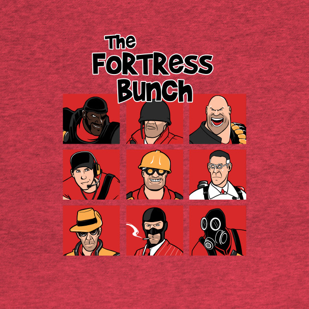 The Fortress Bunch (RED Team)