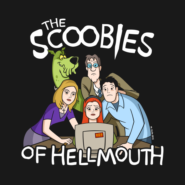 The Scoobies Of Hellmouth