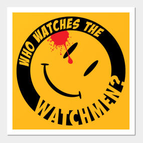 Image result for who watches the watchmen logo