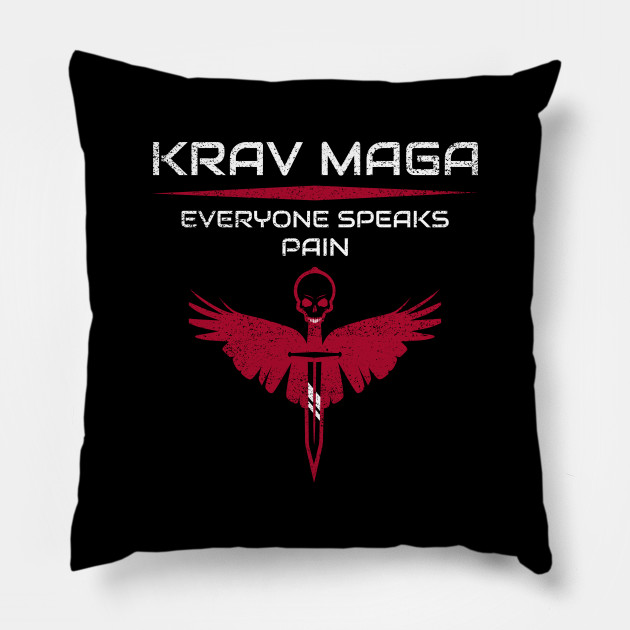 Krav Maga Everyone Speaks Pain Martial Arts
