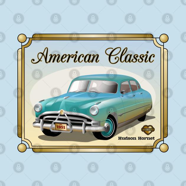 Hudson Hornet American Classic