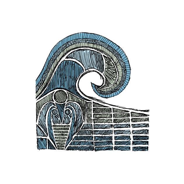 Leviathan Sketch - Color