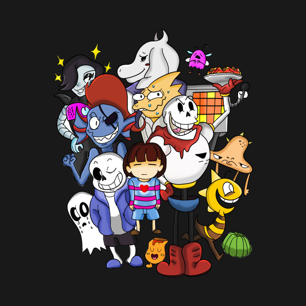 Undertale Family