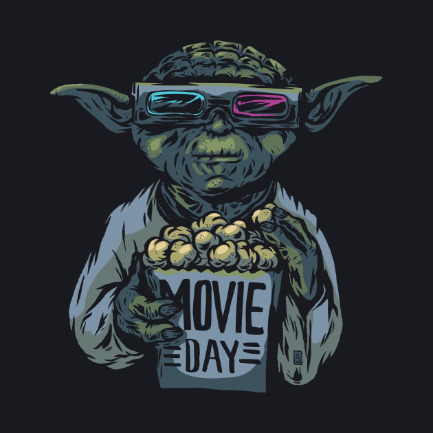 Yoda, Movie Day