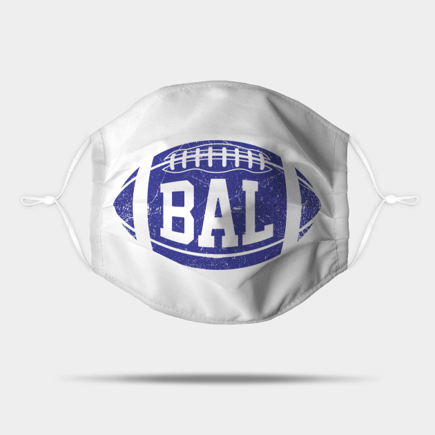 BAL Retro Football - White