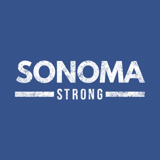 Sonoma County Strong, North Bay California