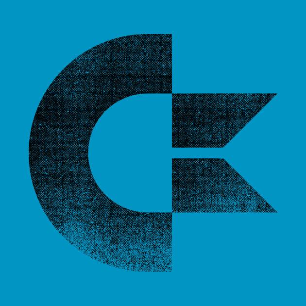 Computer Logo | Black