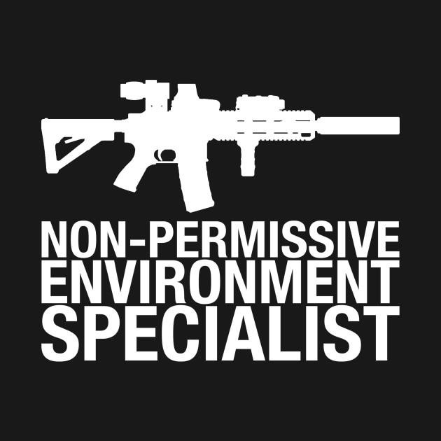 Non-Permissive Environment Specialist (DEVGRU)